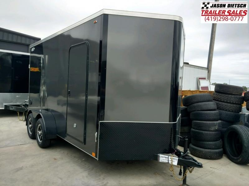 2020 Legend Manufacturing 7X16 STV Enclosed Cargo Trailer....STOCK# LG-317537