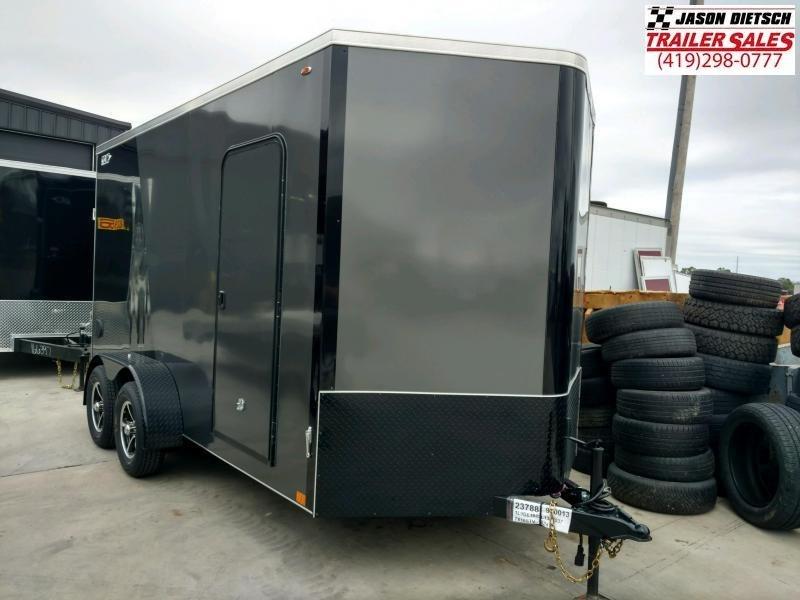 2020 Legend Manufacturing 7X16 STV Enclosed Cargo Trailer....STOCK# LG-317537