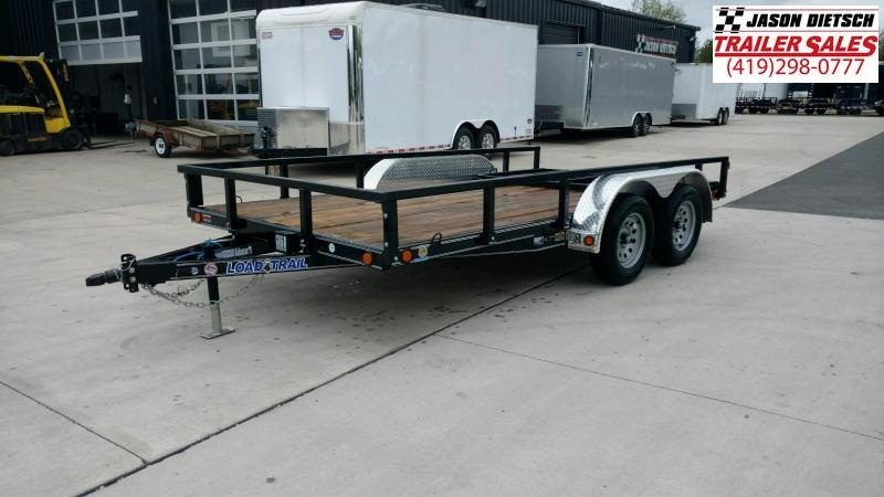 2020 Load Trail 83x14 Equipment Trailer