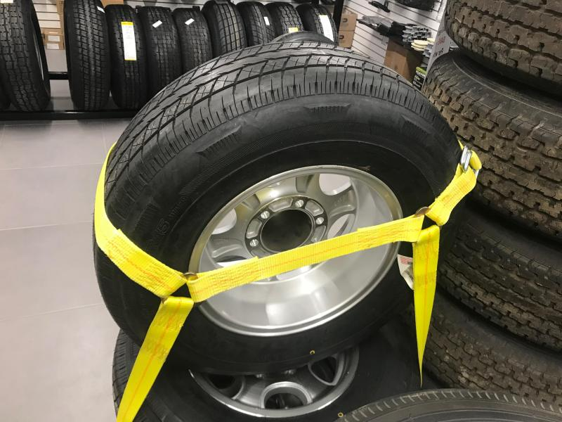 Trailer Hitches For Sale >> Wheel Strap | Jason Dietsch Trailer Sales in Edgerton OH ...