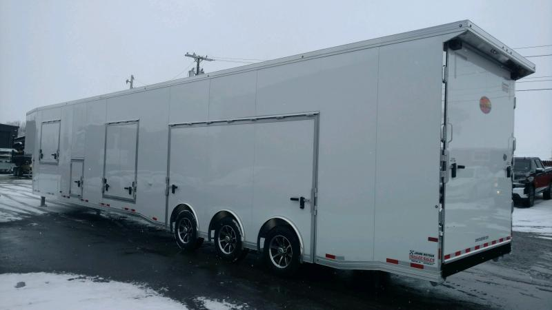 2020 Sundowner 8.5x51 Car/Race Trailer Extra Height
