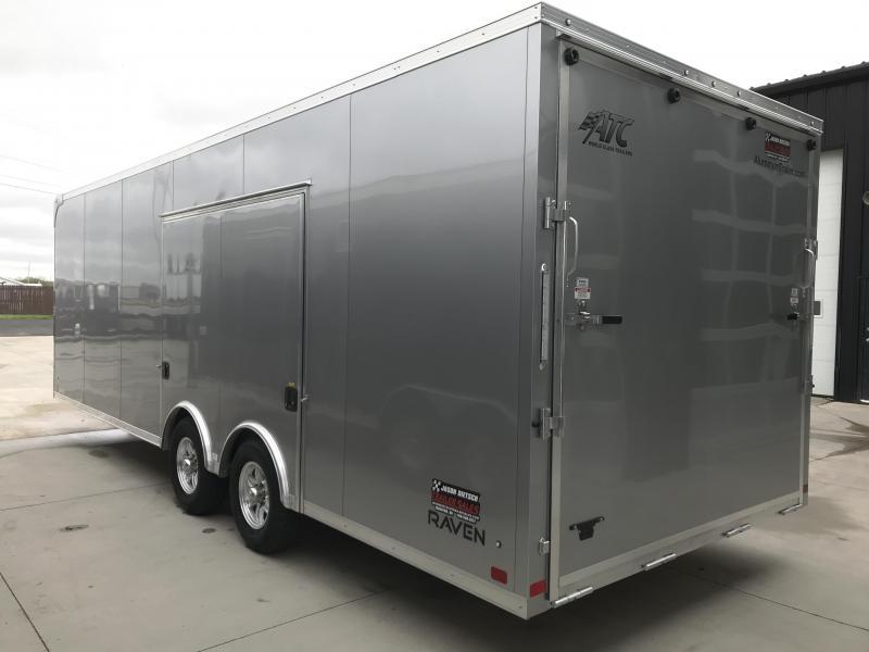 2020 ATC Ravan 8.5X24 Car/Race Trailer