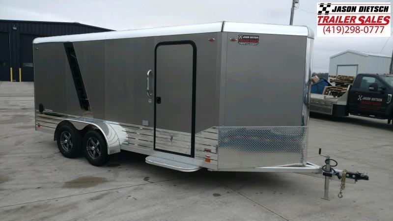 2020 Legend Manufacturing 7x19 DVNTA35  Enclosed Cargo Trailer... STOCK# 317105