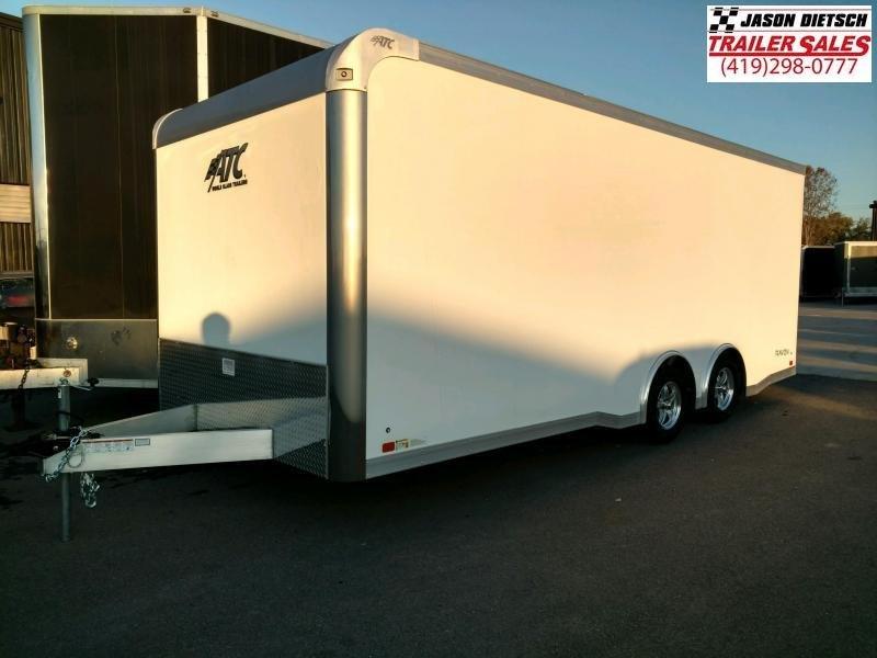2020 ATC 8.5X20 Cargo- Car/Racing Hauler