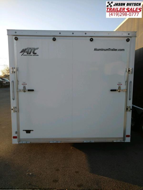 2020 ATC *ALL ALUMINUM* 8.5X20 Car/Racing Hauler ... # 219590