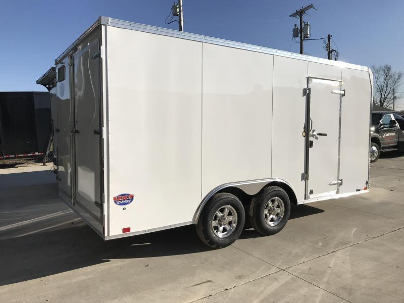 2020 United UXT 8.5X16 Cargo Trailer