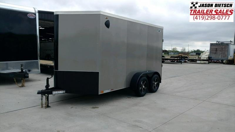 2020 Legend SVT 7X14 Cargo Trailer