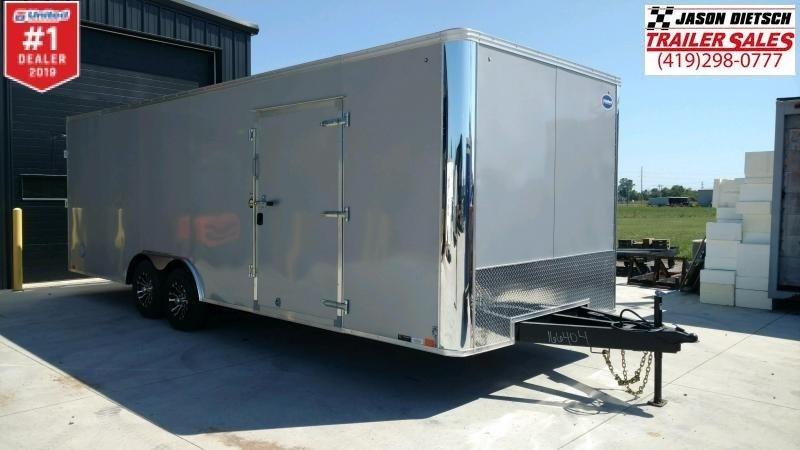 2020 United XLT 8.5X24 Cargo-Car/Race Trailer