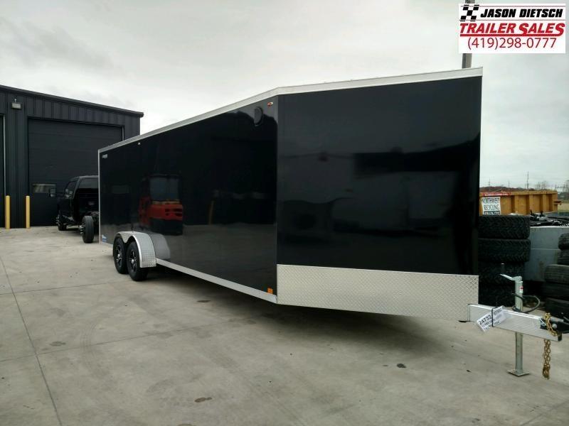 2020 Legend Thunder 7X29 Snowmobile/ATV Trailer EXTRA HEIGHT