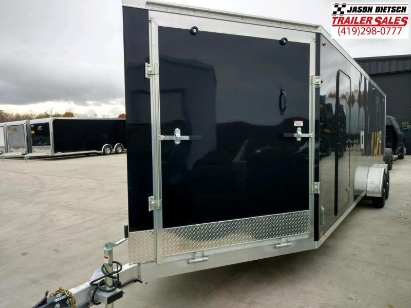 2020 Legend Thunder 7X29 Snowmobile Trailer Extra Height