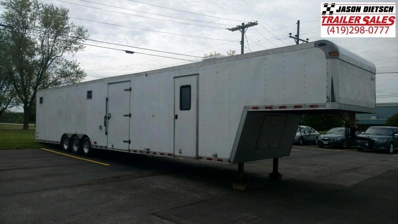 2003 PACE 8.5X44  Car/Race Trailer