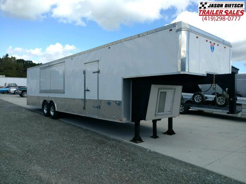 2005 Interstate 8.5X38 Car / Racing Trailer
