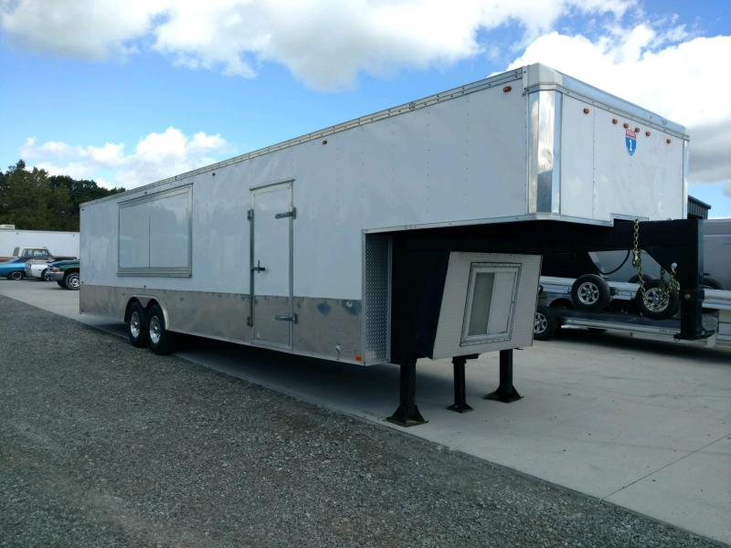 2005 Interstate 8.5X38 Car / Racing Trailer...#12000
