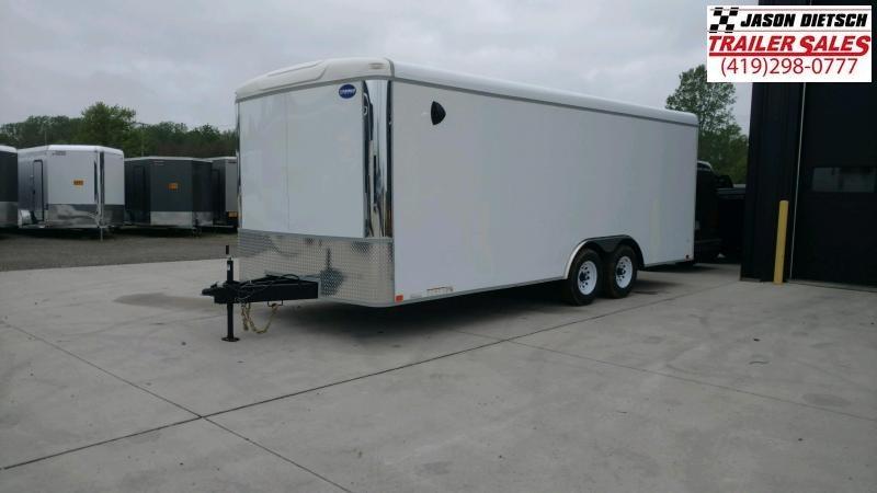 2021 United ULT 8.5X20 Cargo-Car/Race Trailer