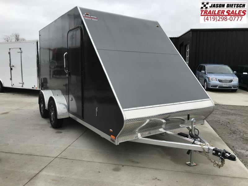 2019 Legend 7X17 ATV Trailer