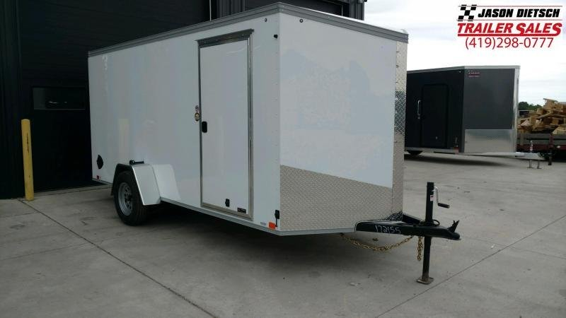 2021 United Trailers XLV-614SA30-S Enclosed  Cargo Trailer 172155