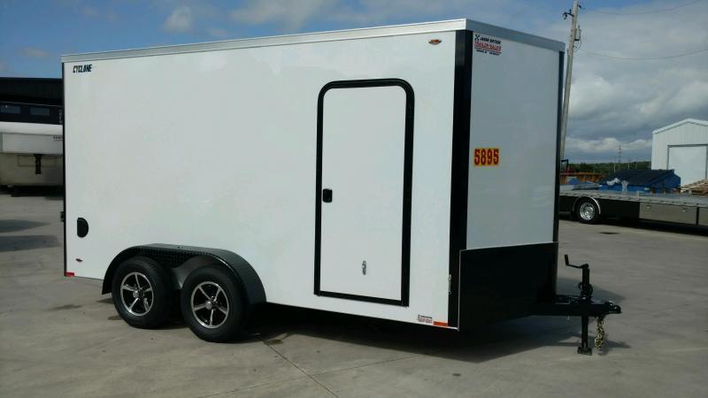 2020 Legend Manufacturing 7X16 STV Enclosed Cargo Trailer....STOCK# LG-317257