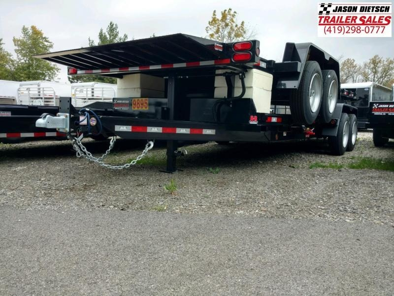 2020 Behnke 83X22 CHANNEL tilt TRAILER 16K....STOCK# BB-049989