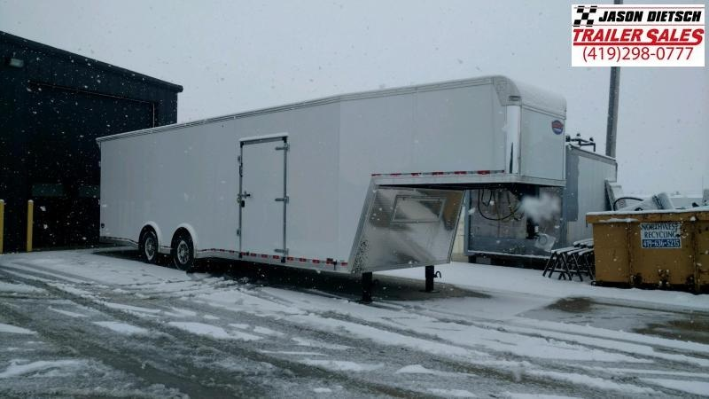 """2020 United UXGN 8.5X36 Car/Race Trailer 12"""" Extra Height UN-170197"""