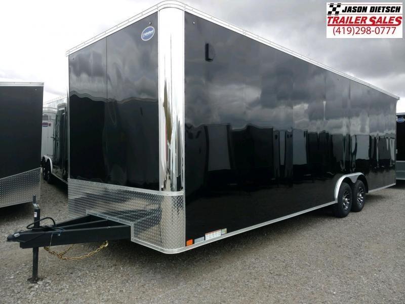 2020 United XLT 8.5X28 Cargo-Car/Race Trailer Extra Height