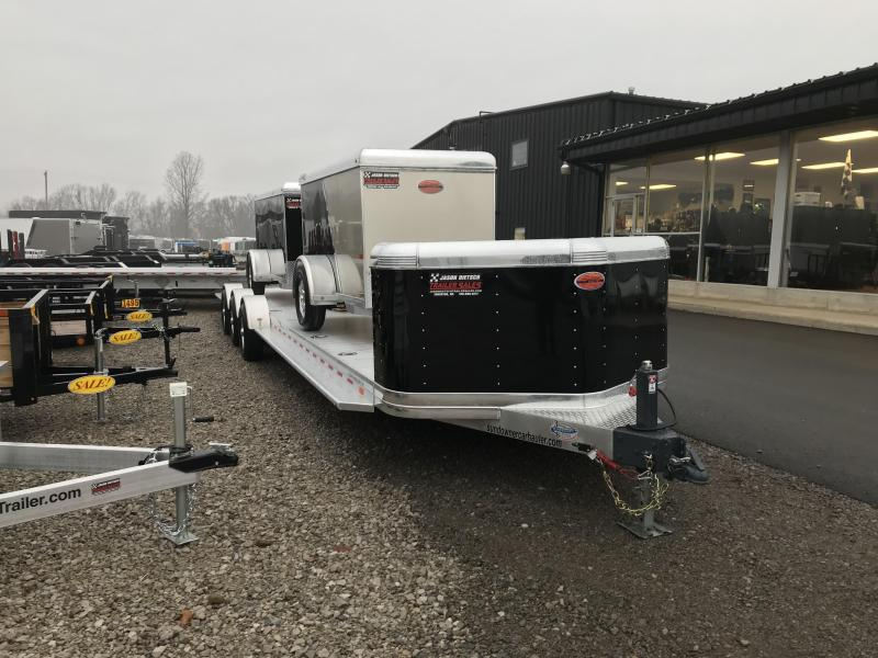 2019 Sundowner 81X36 Open Car Hauler