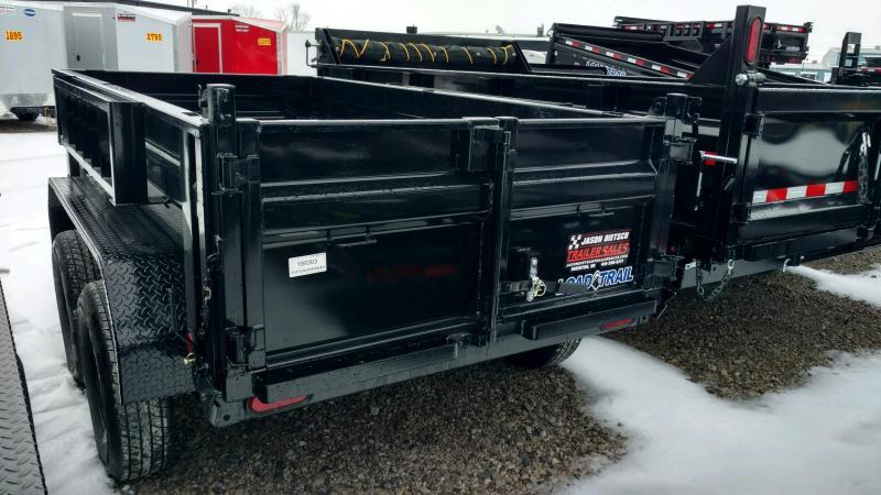 2020 Load Trail DT 60x10 Tandem Axle Dump Trailer