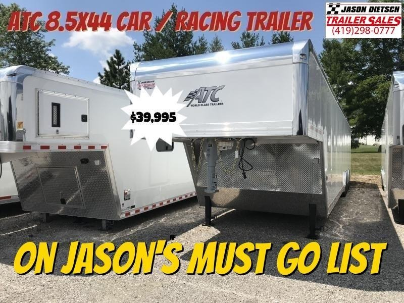2019 ATC 8.5X44 Car/Race Trailer