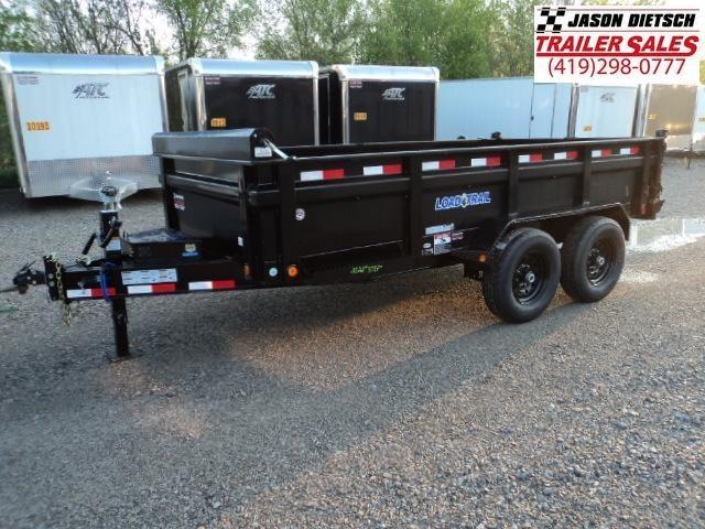 2019 Load Trail 83x16 Tandem Axle Dump Trailer...# 194998