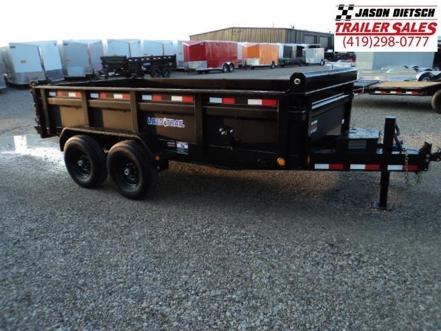 2019 Load Trail 83x16 Tandem Axle Dump Trailer