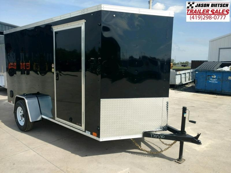 2020 United XLV 6X12 V-Nose  Enclosed Cargo Tr....Stock# UN-170530