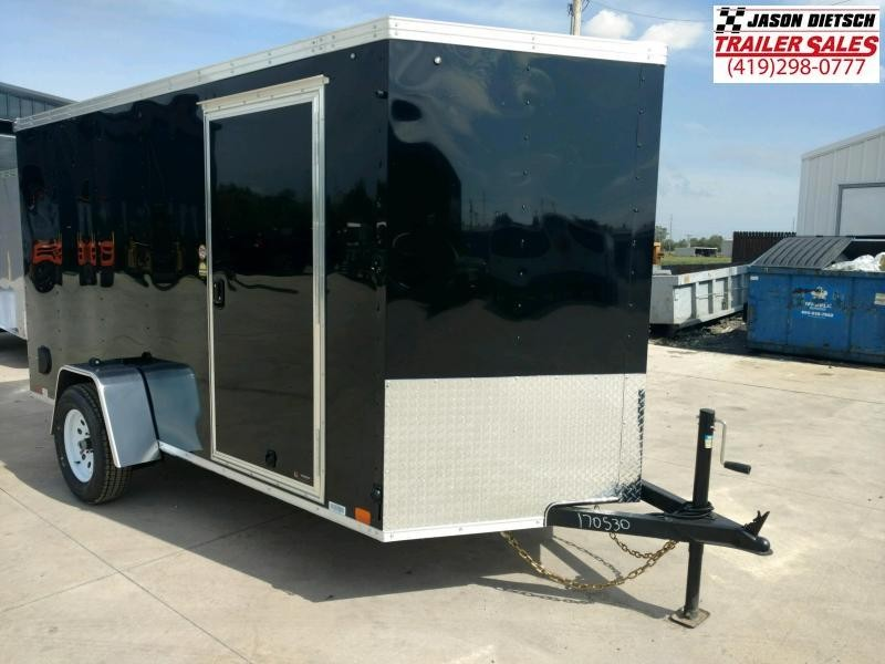 2020 United XLV 6X12 V-Nose  Enclosed Cargo Tr....Stock# UN-170530
