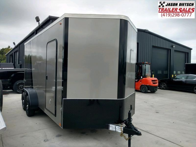 2020 Legend STV 7X18 Cargo Trailer Extra Height