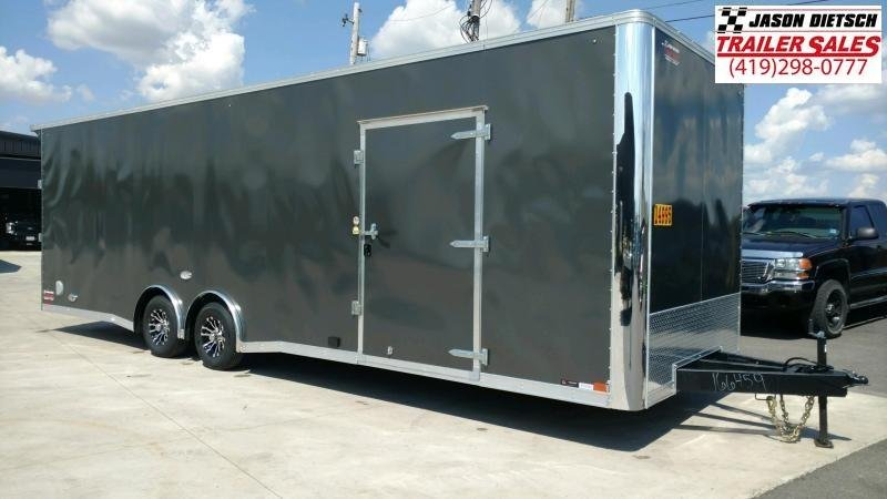 2020 United XLT 8.5X28 Car/Race Trailer Extra Height