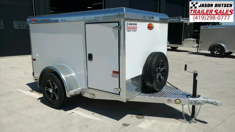 2020 Sundowner MiniGo 5X8 Cargo Trailer