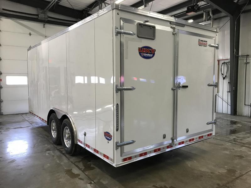 2020 United UXT 8.5X18 Cargo Trailer