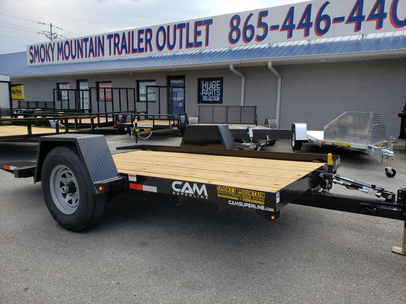 2019 Cam Superline 3 cam Equipment Trailer