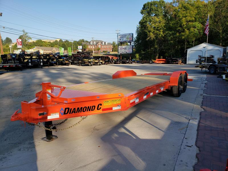 2020 Diamond C Trailers lpx Equipment Trailer