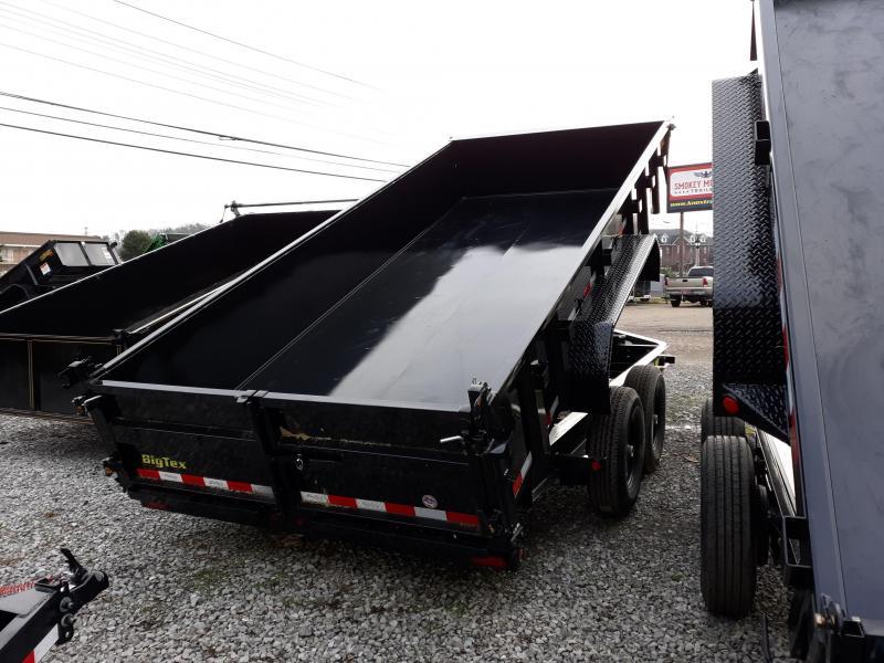 2019 Big Tex Trailers 14LP-16 Dump Trailer