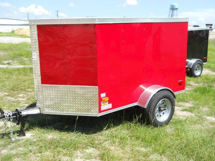 2019 COVERED WAGON 4X8