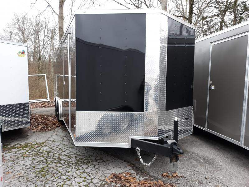 2019 COVERED WAGON 8.5X24 10K