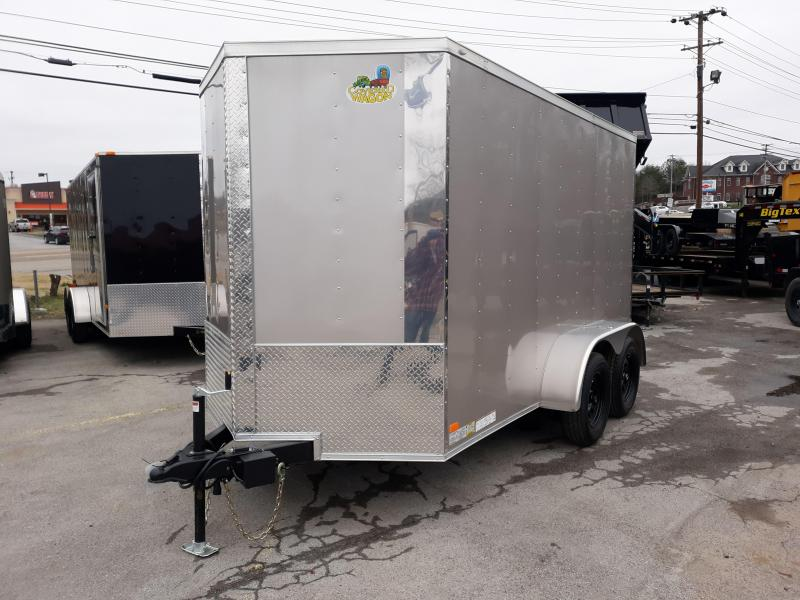 2019 COVERED WAGON 6X12 TA2