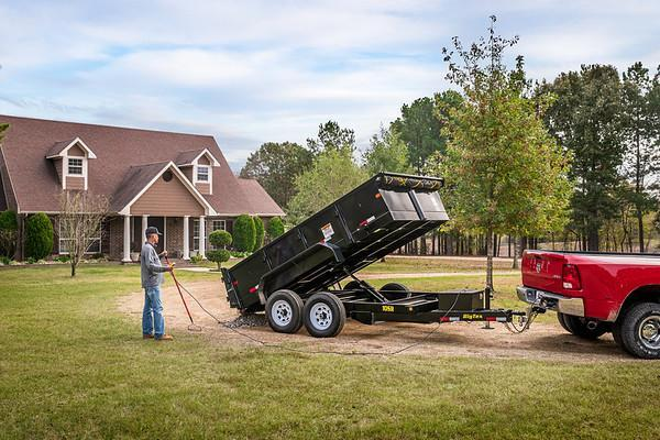2020  Big Tex Trailers 10SR-12 Dump Trailer