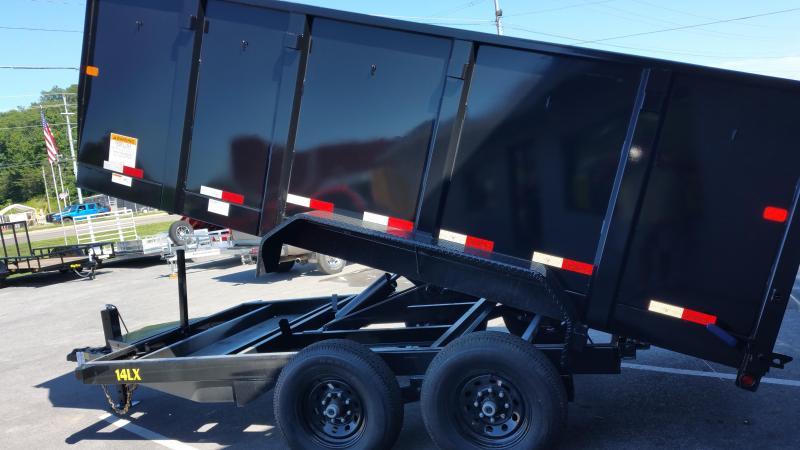 2019 Big Tex Trailers 14LX-14-4FT Dump Trailer