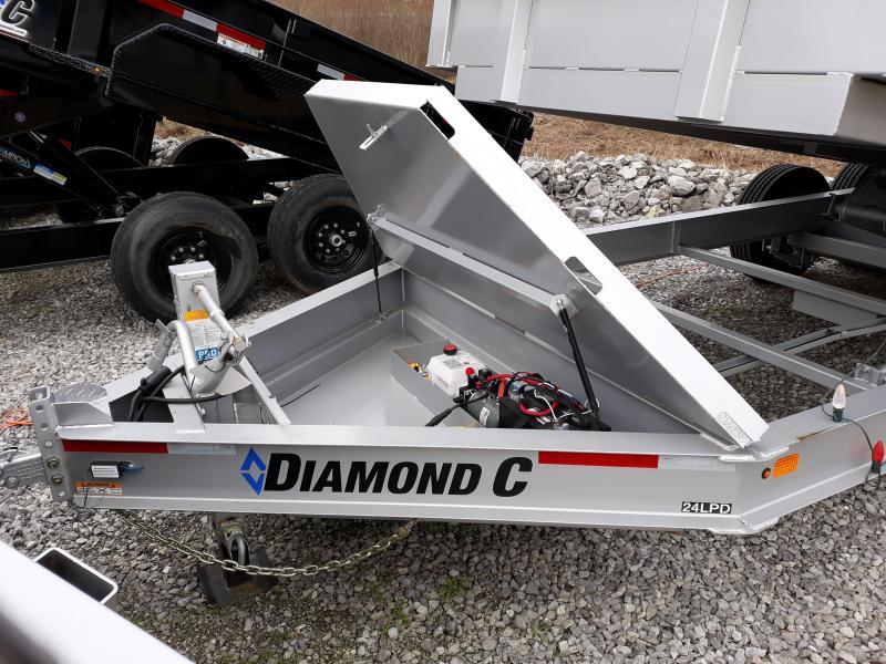 2019 DIAMOND C 24LPDL 16X82 17.5'S