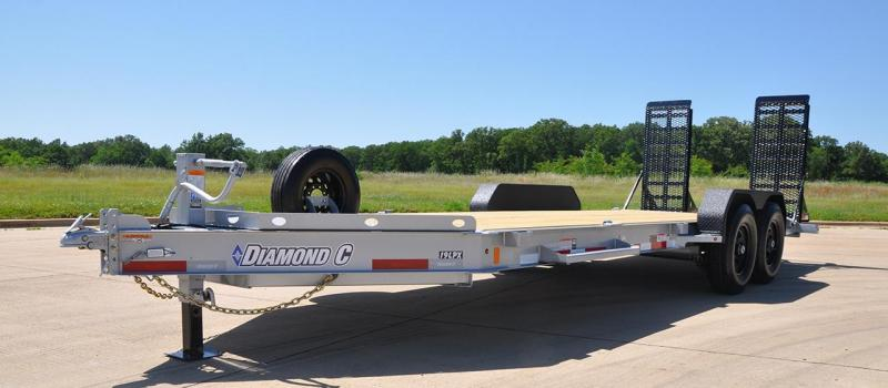 Diamond C 20' 7 Ton LPX