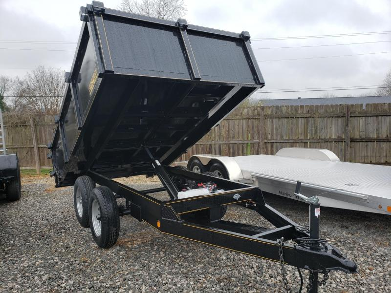 2019 Smoky Mountain Handy Dump 6X12 DUMP
