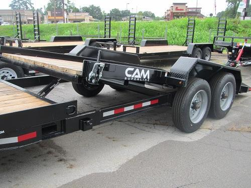 CAM 15 + 4 16K Equipment Trailer