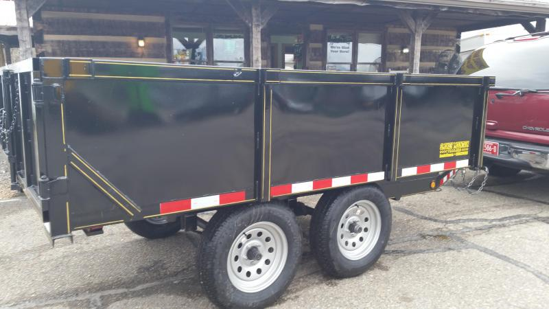 2019  Smoky Mountain 6X10 7K REG DOOR