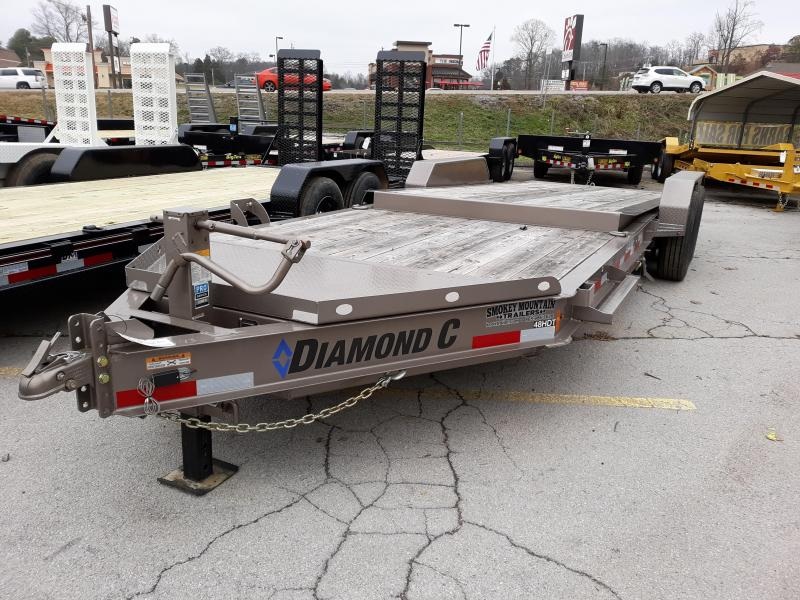 2020 DIAMOND C HDT 20'