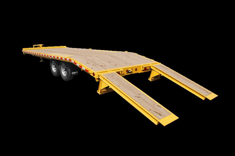 CAM Superline 8.5x20  Deckover 14K Trailer